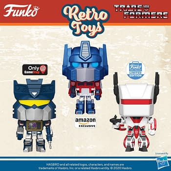 Transformers Get Poppin as Funko Announces New Wave of Retro Pops