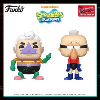 Funko New York Comic Con Reveals - The Simpsons