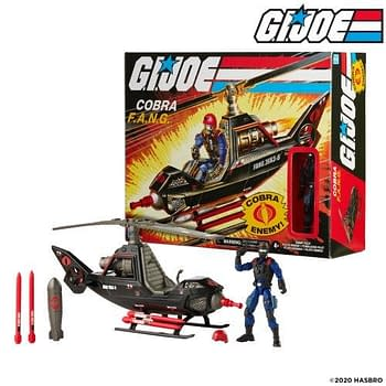 New GI Joe Retro Collection Has Arrived from Hasbro