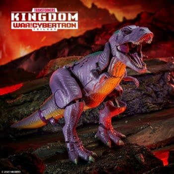Transformers T-Rex Megatron Stands Mighty In New Hasbro Reveals