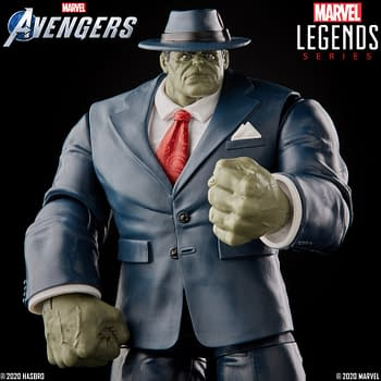 Marvel Legends Avengers Wave 2 Includes Buildable Joe Fixit