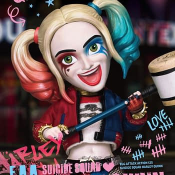Suicide Squad Harley Quinn Is Back with Beast Kingdom