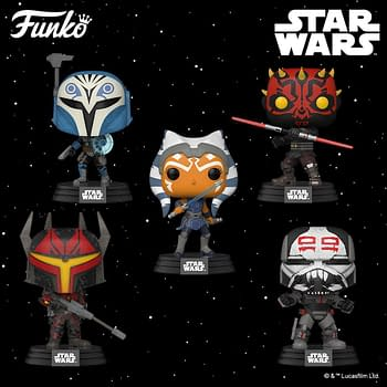 Star Wars: The Clone Wars Gets New Wave of Pops from Funko