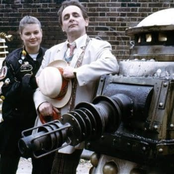"""Doctor Who: """"Remembrance of the Daleks"""" is a Quintessential 7th Doctor Story"""