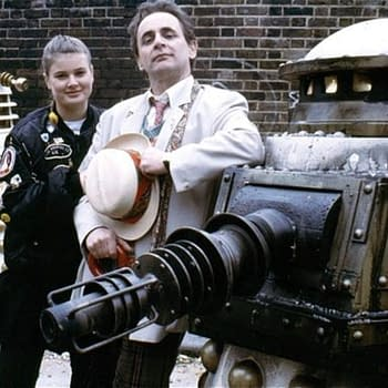 Doctor Who Remembrance of the Daleks Defines Our 7th Doctor