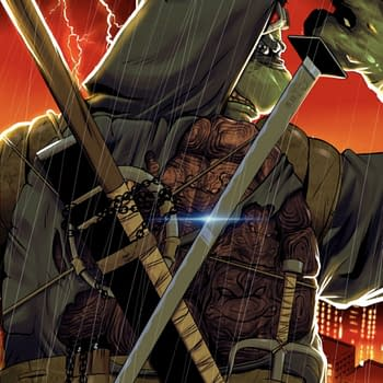 The Missing Teenage Mutant Ninja Turtles Last Ronin Retailer Variant