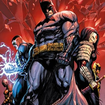 Batman And The Outsiders #17 Drops Dexter Soy For Final Issue