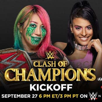 WWE Clash of Champions: Asukas Strength vs Vegas Speed