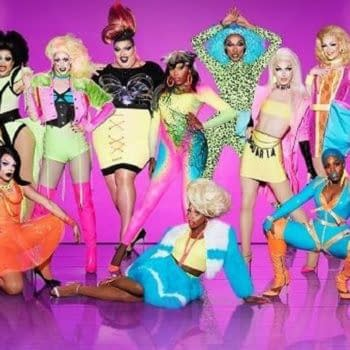 RuPaul's Drag Race s10: It's All Coming Back To Me Now (Image: VH1)