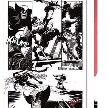 Wolverine Art by Greg Land Kev Walker Salvador Larroca &#8211 Preview