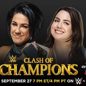 WWE Clash of Champions &#8211 Sasha Banks Gets Revenge on Bayley