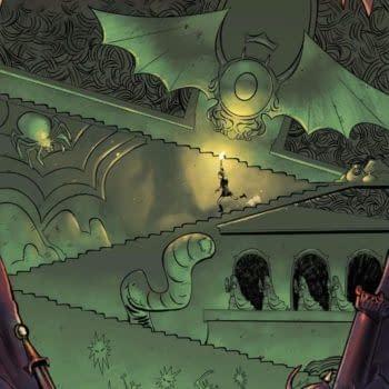 Patrick Kindlon's New OGN Run The Dungeon HA