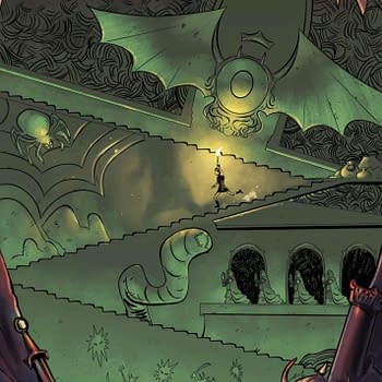 Patrick Kindlons New OGN Run The Dungeon RPG and Soundtrack Included