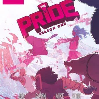 """Joe Glass Speaks on """"The Pride"""" Coming to Dark Horse"""