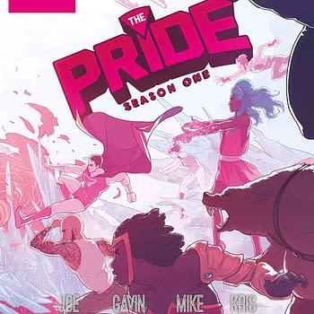 Joe Glass Speaks on The Pride Coming to Dark Horse