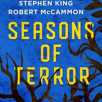 Seasons Of Terror Brings Stephen King and Ray Bradbury Comics