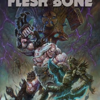 Frank Tieri Writes New Court Of The Dead Graphic Novel For Sideshow