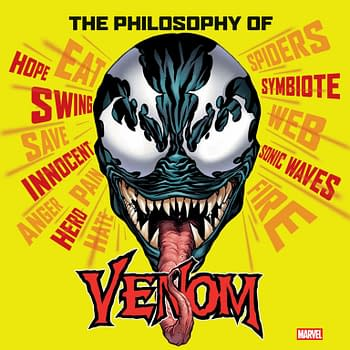Titan to Publish The Philosophy Of Venom in 2021