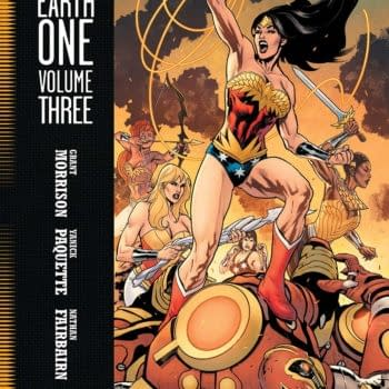 Earth One: Wonder Woman Vol 3 by Morrison and Pacquette Leaks