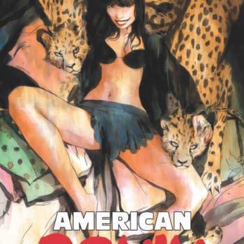 American Ronin: AWA Studios Announces Exclusive Variant Cover Program