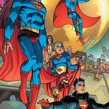 Brian Bendis Superman Run Comes to A End In December