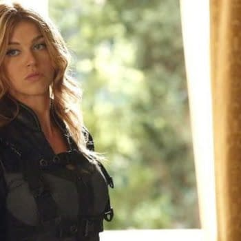 Adrianne Palicki in Marvel's Agents of S.H.I.E.L.D. (Image: ABC)