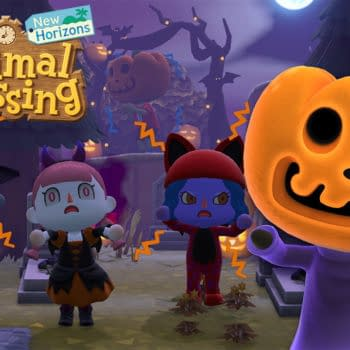 Nintendo Brings Halloween To Animal Crossing: New Horizons
