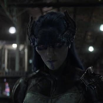 Avengers: Infinity War – Carrie Coon Talks Proxima Midnight MCU Fans
