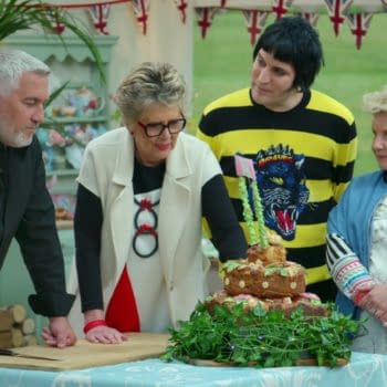 Why The Great British Bake Off Series is the COVID Content We Need (Image: Netflix)