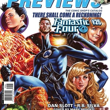 Will Dan Slott's Reckoning War Begin With Fantastic Four #25?