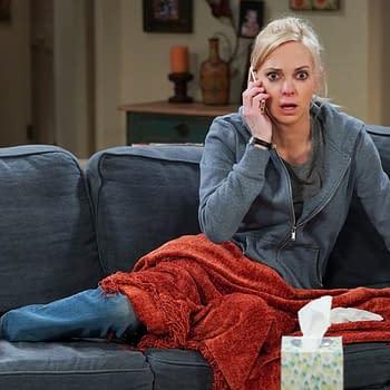 Mom Star Anna Faris Leaving Long-Running CBS Sitcom After 7 Seasons