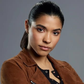 Lisseth Chavez from Chicago P.D. (Image: NBCU)