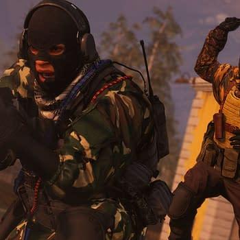 Call Of Duty: Modern Warfare Season Six Launches Tonight