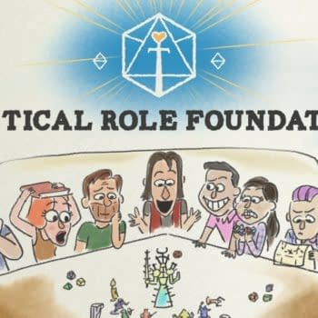 Critical Role Announces The Launch Of Non-Profit Organization