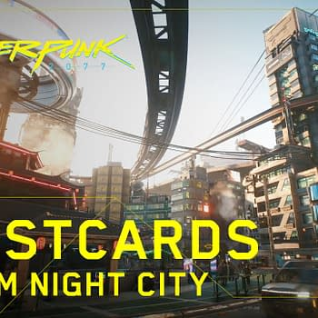 Cyberpunk 2077 Releases A New Night City Wire Video