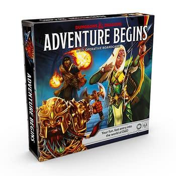 Hasbro Reveals Three New Board Games