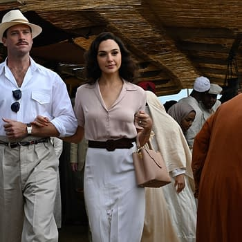 Check Out These Pretty New Images from Death on the Nile