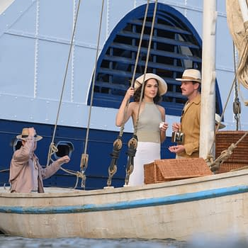 Death on the Nile: Kenneth Branagh Talks Recreating Egypt in England