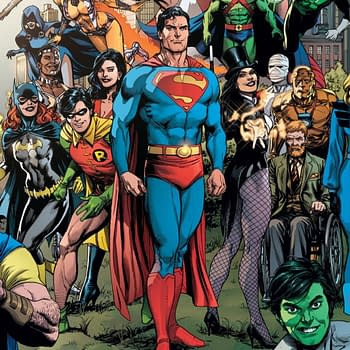 Mark Waid Back At DC Comics &#8211 Is He Coming To Superman