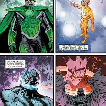 Perpetuas Whispers Rewrite DC Comics History in Multiverses End