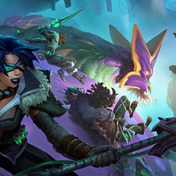 Dauntless Launched The Untamed Wilds Update This Week