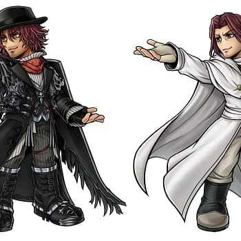 Ardyn Has Been Added To Dissidia Final Fantasy Opera Omnia