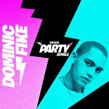 Dominic Fike Will Be The Next Party Royale Artist In Fortnite