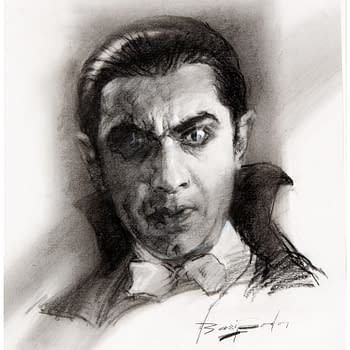 Basil Gogos Dracula Portrait Up For Auction On Heritage Right Now