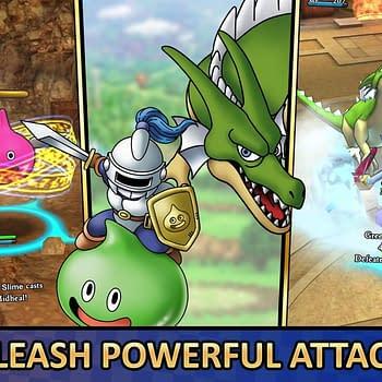 Square Enix Opens Pre-Registration For Dragon Quest Tact Closed Beta