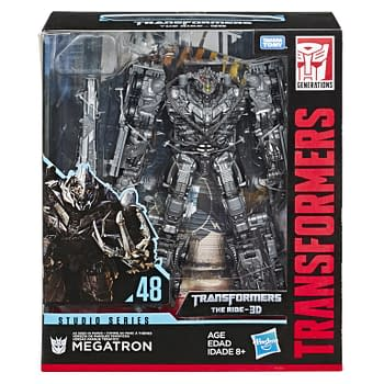 Transformers Megatron Gets New Universal Studios Figure from Hasbro