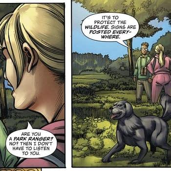DC Comics Runs #BlackLivesMatter Messaging &#8211 Will It Go Further