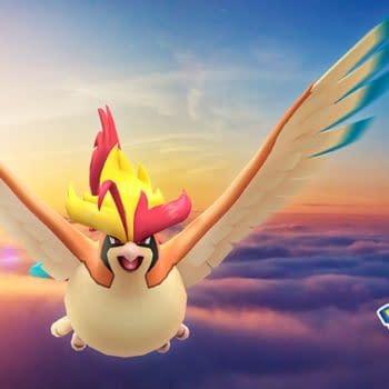 Mega Pidgeot Has Been Unlocked in Pokémon GO