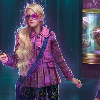 Department Of Mysteries Event Tasks In Harry Potter: Wizards Unite