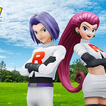 Jessie &#038 James Featured In Surprise Pokémon GO Team Rocket Event